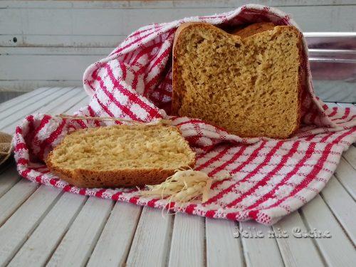 Panbauletto con farina integrale di grano duro
