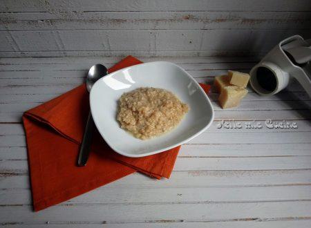 Risotto alla parmigiana – ricetta semplice