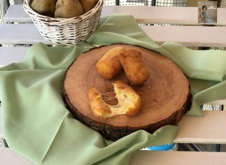 Crocchette di Patate filanti