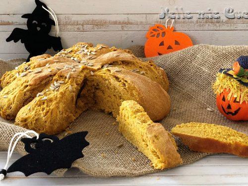 Pan di zucca Ricetta di Halloween