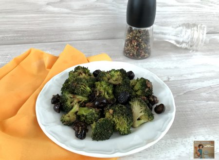 Broccolo con Alici e Olive