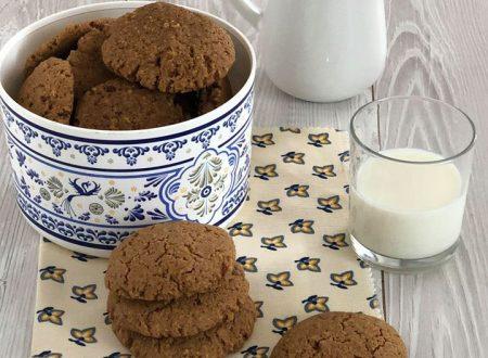 Biscotti ai cereali -ricetta di riciclo