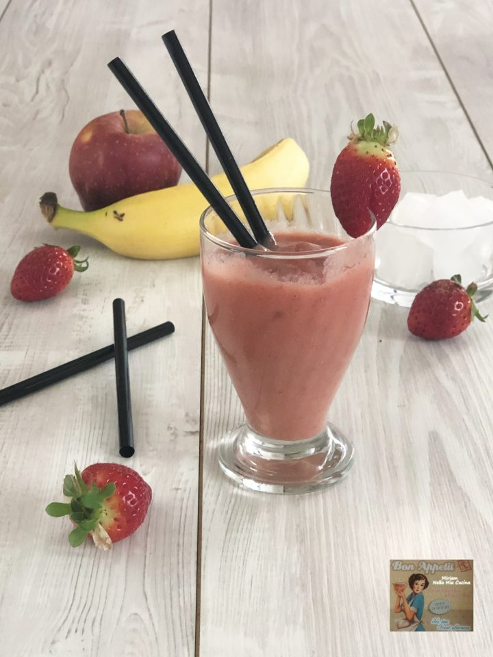Smoothie di frutta