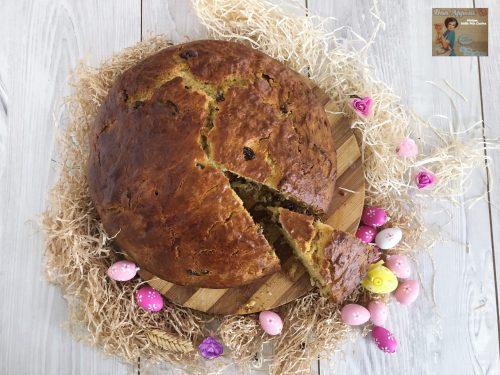 "Focaccia  Pasquale  – "" Fugassa de Pasqua """