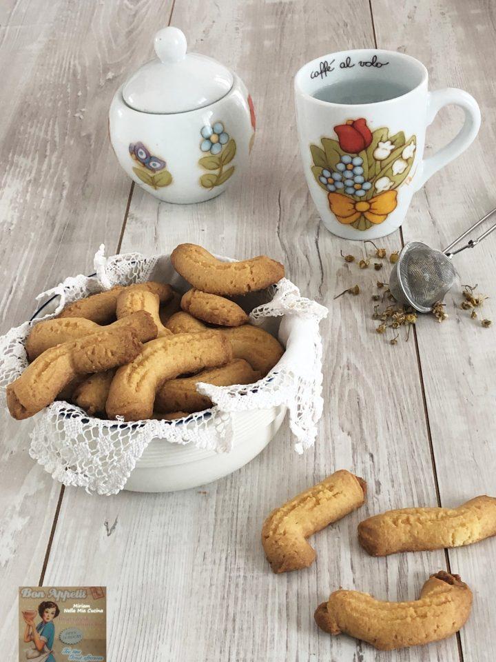 Biscotti al burro simil Krumiri