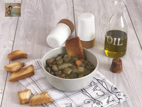 Zuppa di Fave e Patate