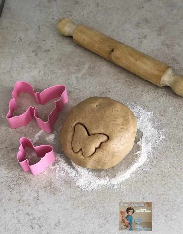Pasta frolla con farina integrale