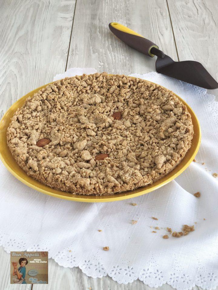 Torta fregolotta - dolce Veneto
