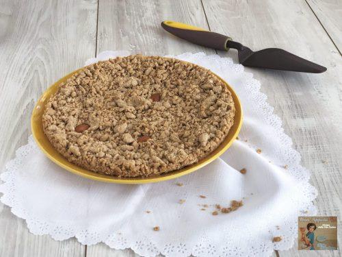 Torta fregolotta – dolce Veneto