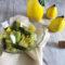 Insalata di patate e asparagi con uova sode
