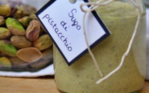 Sugo di pistacchio