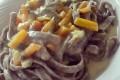 Pizzoccheri con verdure primaverili