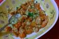 Insalata di pomodorini con zucchine crude