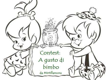 1° contest: a gusto di bimbo