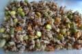 Cinque cereali in insalata