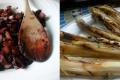 Insalate cotte: radicchio brasato e indivia arrostita