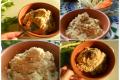 Hummus all'italiana e cruditè
