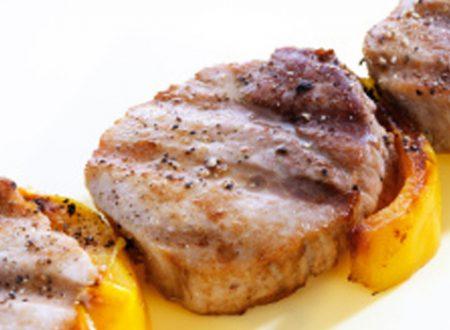 Filetto di maiale piccante