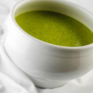 tarassaco zuppa