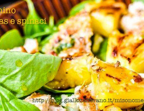 [:it]Tacchino ananas e spinaci[:]