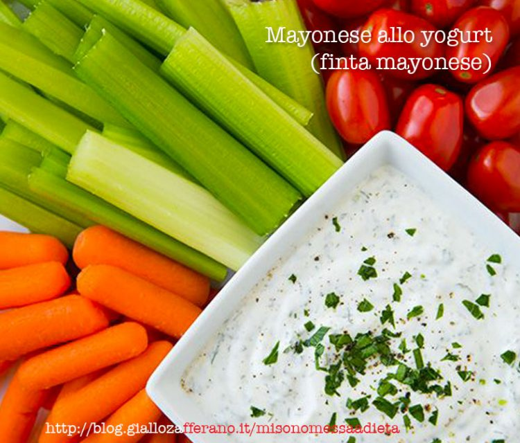 mayonese allo yogurt