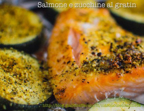 [:it]Gratin di salmone e zucchine[:]