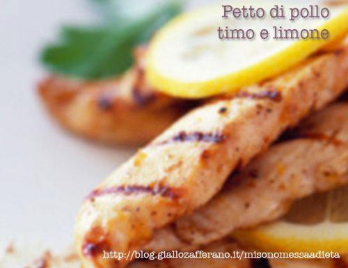 [:it]Petto di pollo light al timo e limone[:]