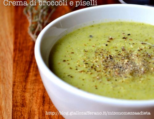 [:it]Crema light di piselli e broccoli[:]