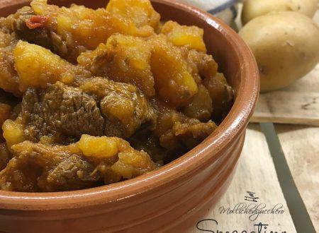 Spezzatino con patate ricetta saporita