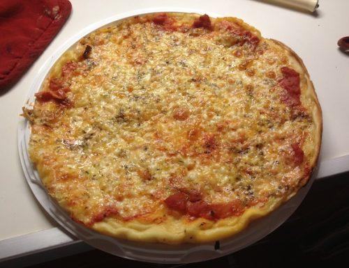 Pizza meravigliosa!!!