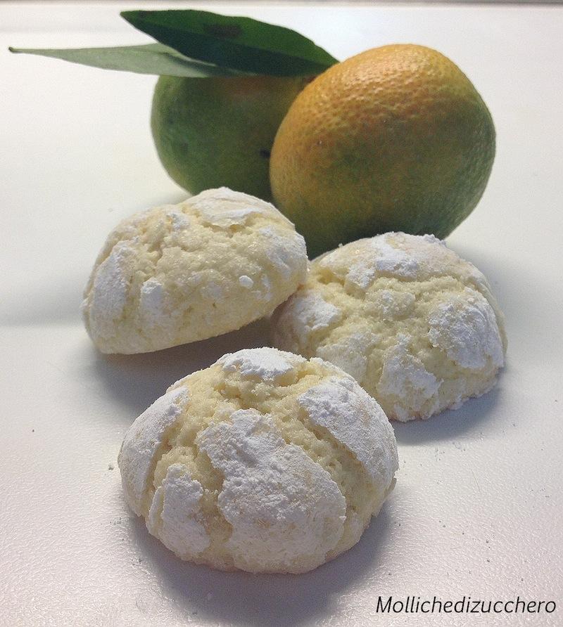 pasticcini all'arancia