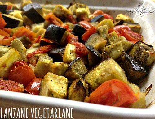 Melanzane vegetariane