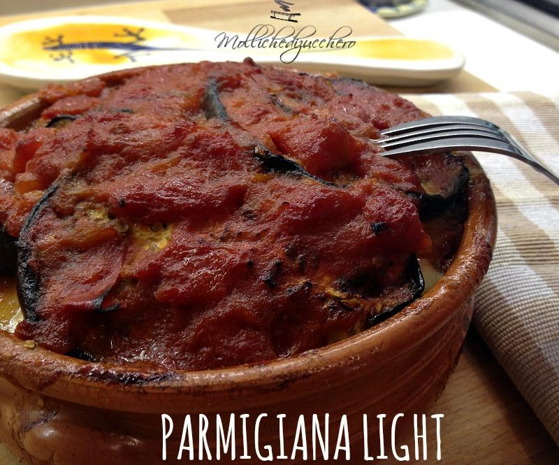 parmigiana light