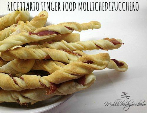 Idee finger food di Mollichedizucchero