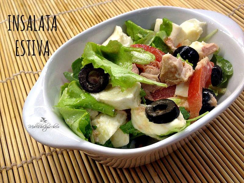 insalata estiva light