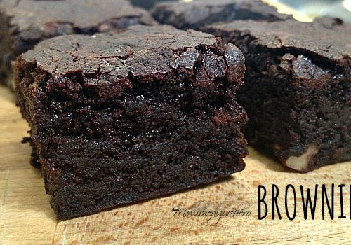 Brownies – ricetta facile