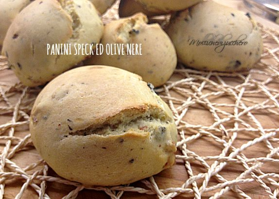 panini speck ed olive