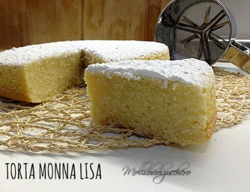 Torta Monna Lisa – dal ricettario di Nonna Papera