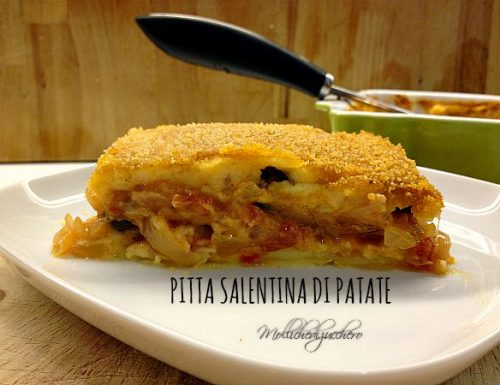 Pitta di patate salentina