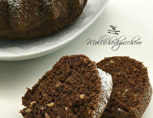 Ciambella cacao e nocciole