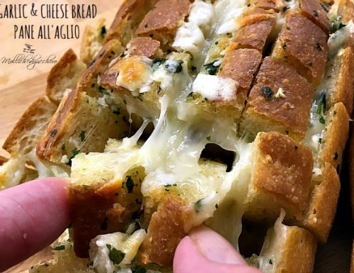 Pane all'aglio – ricetta saporita