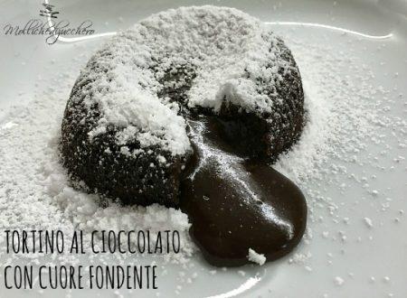 Tortino al cioccolato - ricetta facile