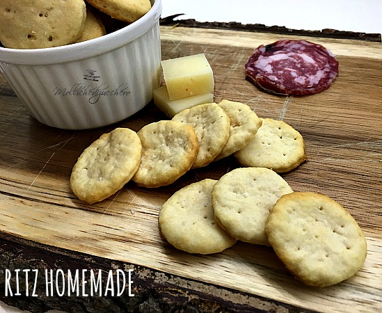 Ritz homemade ricetta facile