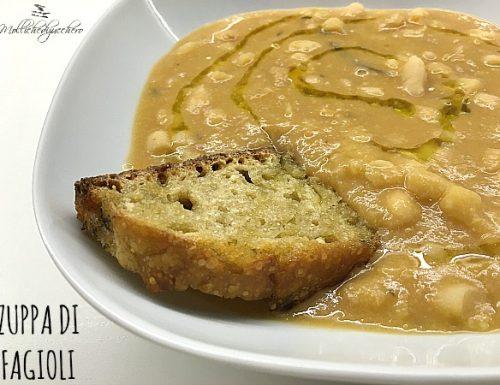 Zuppa di fagioli ricetta saporita