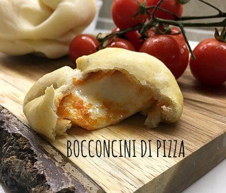 Bocconcini di pizza – ricetta facile