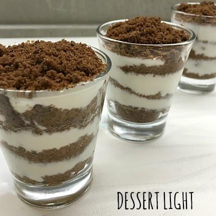 dessert light