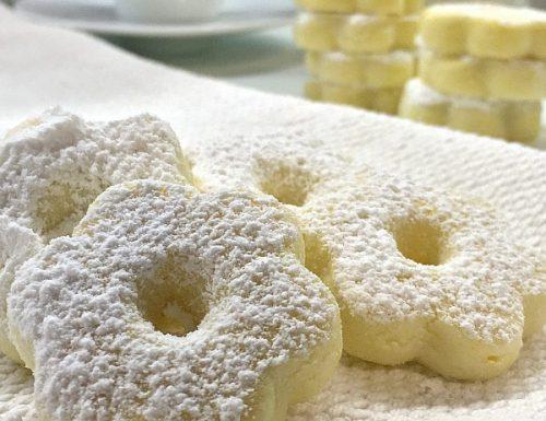 Canestrelli – ricetta facile si sciolgono in bocca