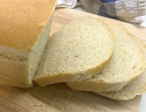Pan bauletto sofficissimo con lievito madre