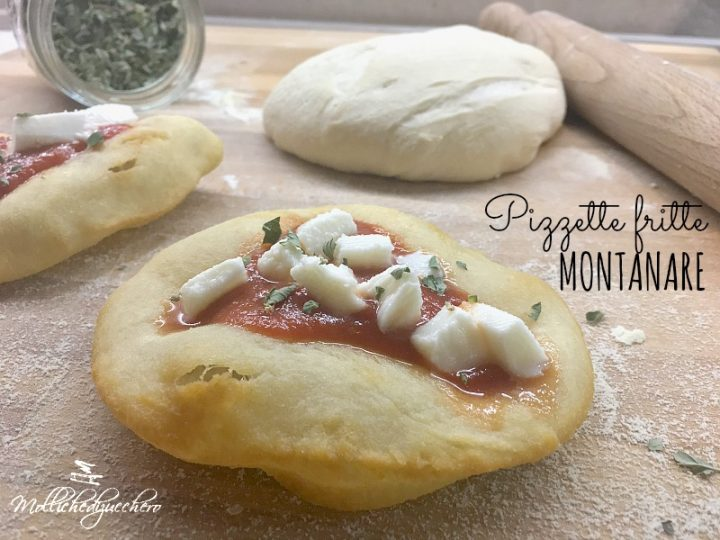 pizzette fritte o montanare