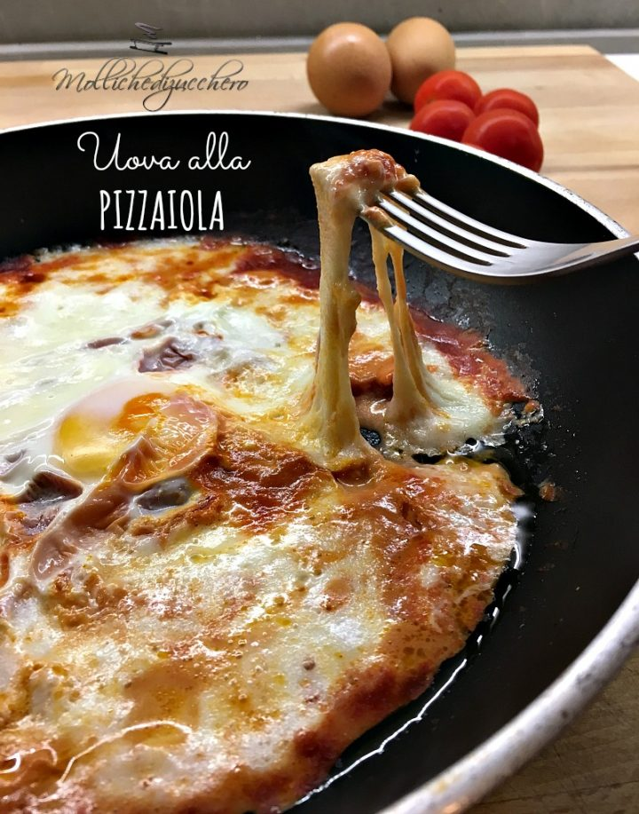 uova alla pizzaiola con ricetta facile